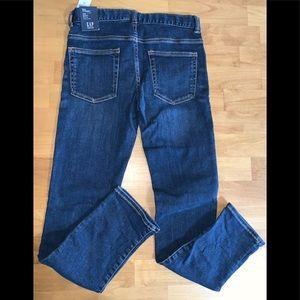 New Gap Kids boys Jeans 12 reg stretch skinny